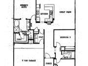 16610 S 18th Drive Floorplan